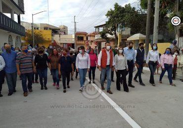Aun y con «Celos Ajenos» de Algunos Ciudadanos, Seguiremos Trabajando en Todo Tampico: Chucho Nader
