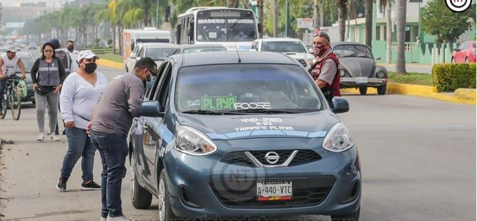 Intensa Labor en Ciudad Madero para Prevenir Contagios de Covid-19