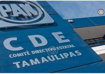 PAN Tamaulipas abre periodo de registro para aspirantes
