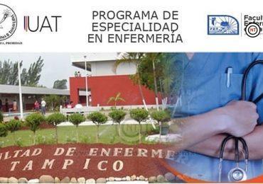 Especialidad en Enfermería de la UAT revalida certificación en el PNPC-CONACYT