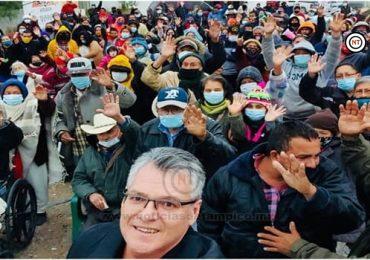 Rigo Ramos, propuesta del PT en coalición a alcaldía de Reynosa