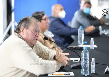 Reconocen Mesas de Seguridad y Justicia logros de Francisco Cabeza de Vaca en materia de Seguridad Pública