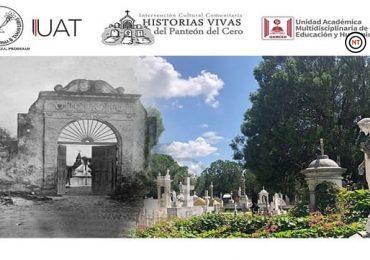Egresados de la carrera de historia de la UAT realizarán proyecto sobre el patrimonio cultural funerario