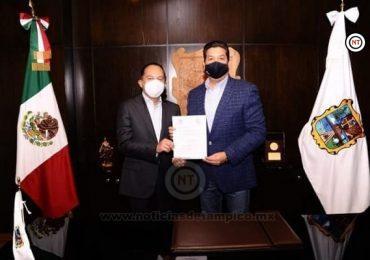 Nombran a  Maximiliano Cortázar nuevo vocero del Gobierno del Estado de Tamaulipas