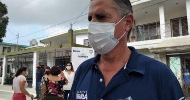 Tampico es una ciudad segura para los vacacionistas: Chucho