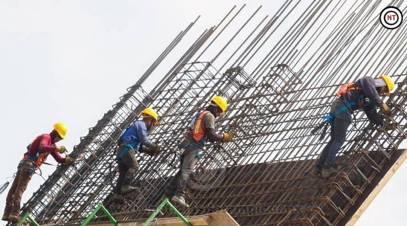 Dos mil obreros de Madero sin laborar.