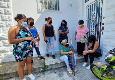 Se Van Contra German Pacheco; 100 Trabajadoras de SEBIEN Tampico Exigen su Sueldo