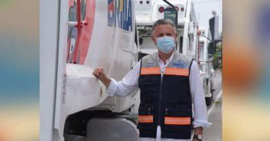 Seguiremos Haciendo de Tampico la Ciudad Más Limpia de Tamaulipas y de México: Chucho Nader