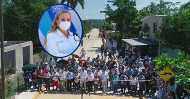 Fortalece Gobierno de Alma Laura Amparán zona rural de Altamira
