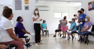 Paulatino y Seguro ha sido el Retorno de los Abuelitos a las Casas Club del DIF Tampico
